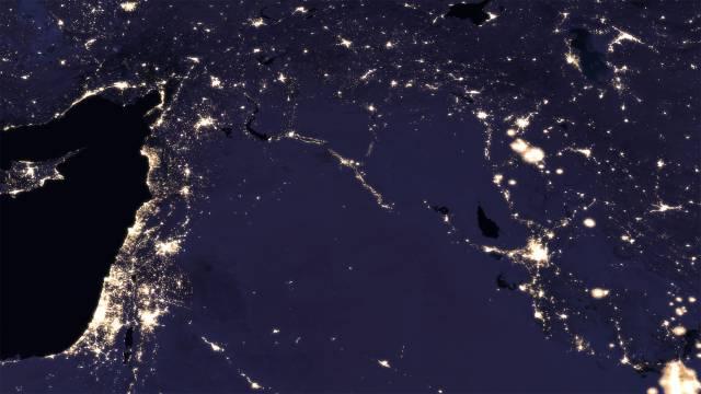 Die Erde bei Nacht (2016)