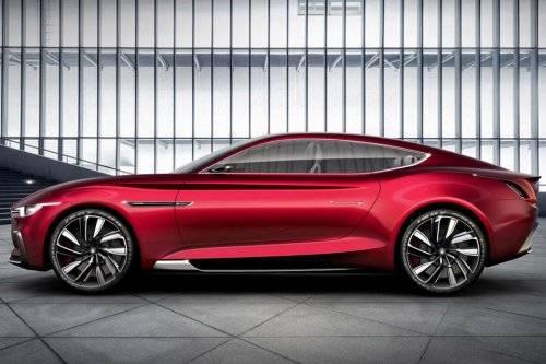 Elektroauto-Konzept E-Motion von MG