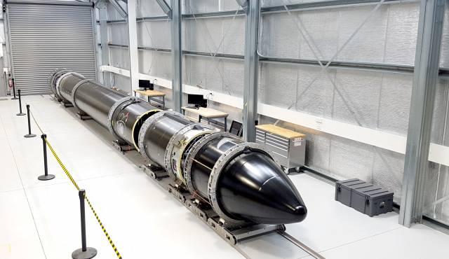 Erfolgreicher Start von Rocketlab
