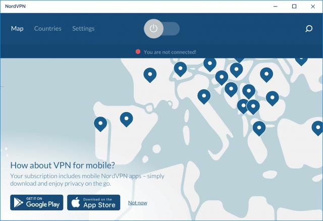 Die VPN-Dienste im Überblick: NordVPN