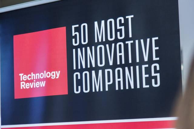 Die 50 innovativsten Unternehmen - Preisübergabe 2017
