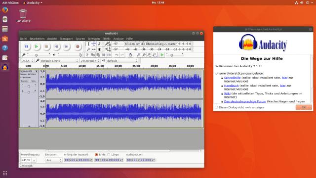 Linux-Software: Media
