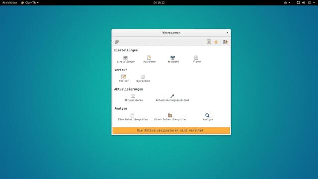 Linux-Software: System & Zubehör