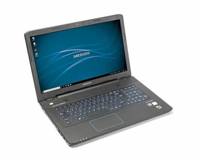 Aldi-Notebook Medion Erazer P7652