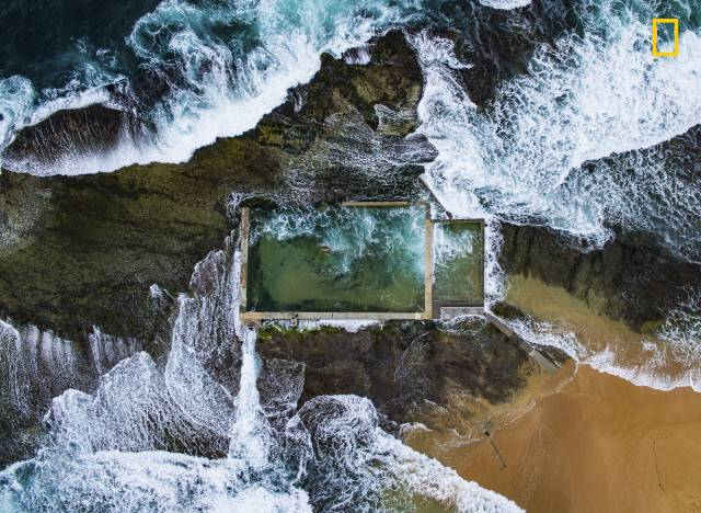 Kategorie Luftbildaufnahmen, Platz 1