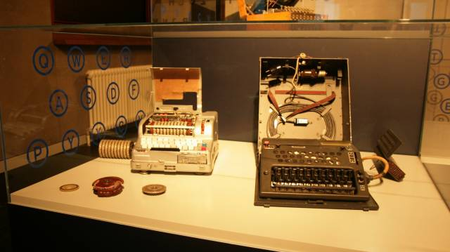 Einblicke in das Deutsche Spionagemuseum