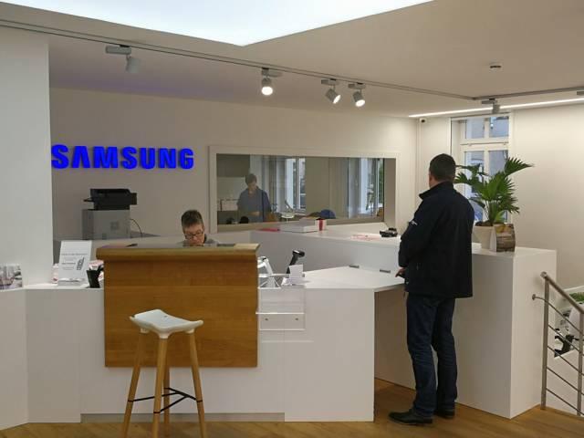 Smartphone-Reparatur bei Samsung und Letmerepair