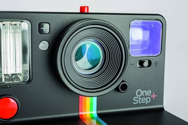 Polaroid OneStep+ von vorn