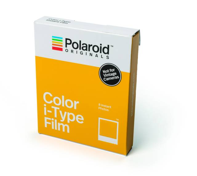 Polaroid Filmkassette