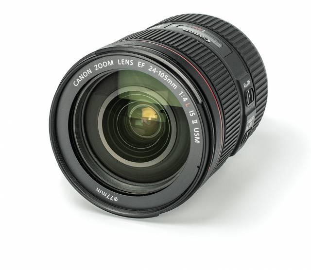 Zoomobjektiv: Canon EF 24-105 mm f/4L IS II USM