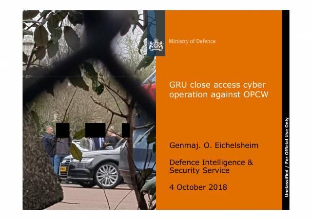 Angeblich russsicher Cyberangriff in den Niederlanden vereitelt
