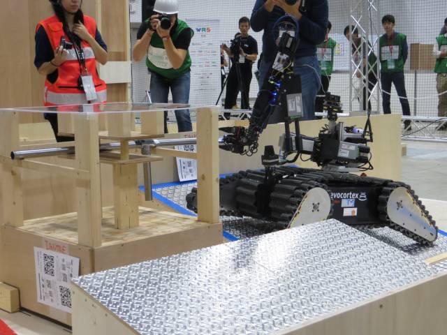 World Robot Summit 2018 Deutsche schlagen sich wacker