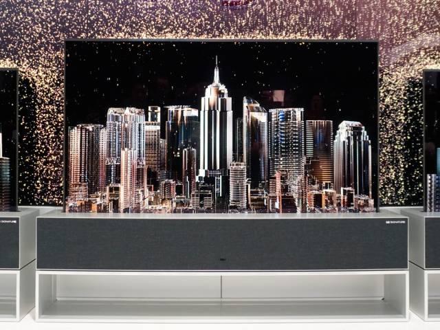 Top: OLED TV R von LG