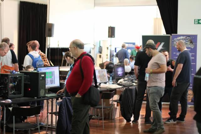Impressionen der Amiga34 in Neuss 2019