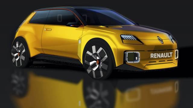 Studie Renault 5