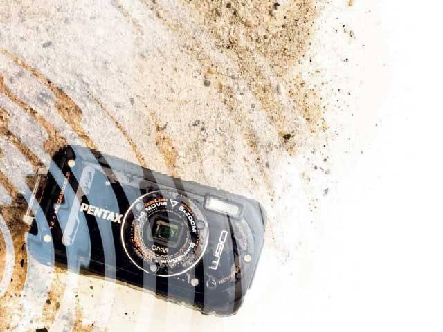Bild wasserfeste Kameras