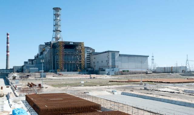 Reaktorblock 4, Tschernobyl