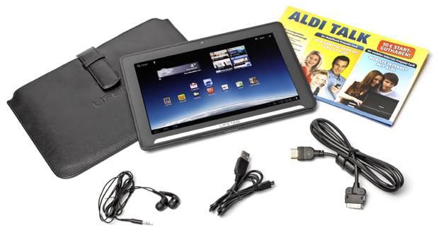 Sim Karte Für Tablet.Medion Lifetab Das Aldi Tablet Bilderstrecke C T Magazin