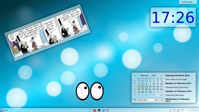 KDE 4.10