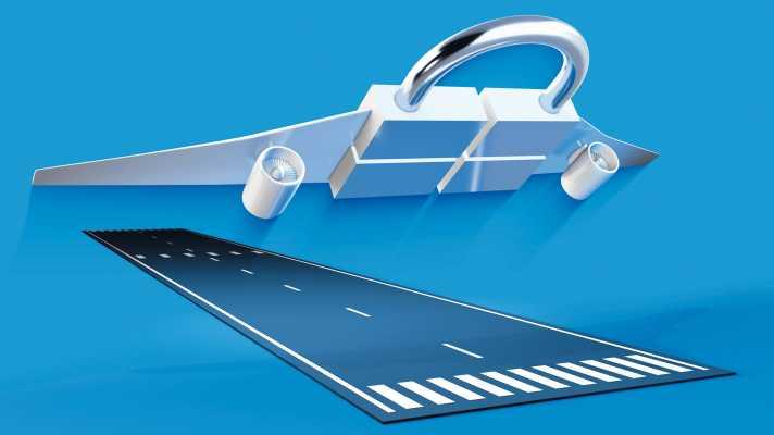 Zusatzschutz für Windows 10 auf Reisen