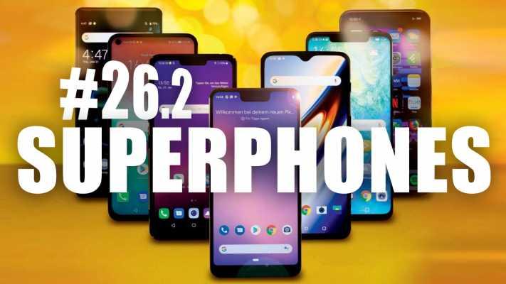 c't uplink 26.2: Superphones, KI-Spielchen und Identitätsdiebstahl