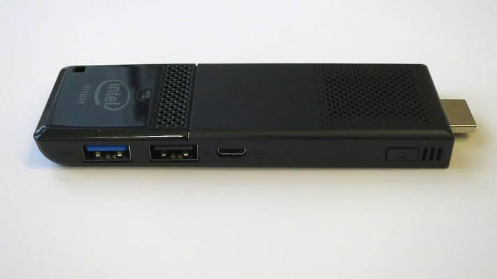 Intel Compute Stick mit Atom x5-Z8300
