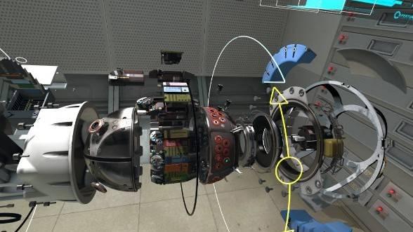 HTC Vive im c't-Test: Die Zukunft kostet 900 Euro