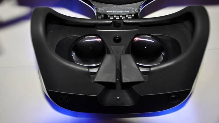 Playstation VR: Solides Headset mit Tracking-Mängeln