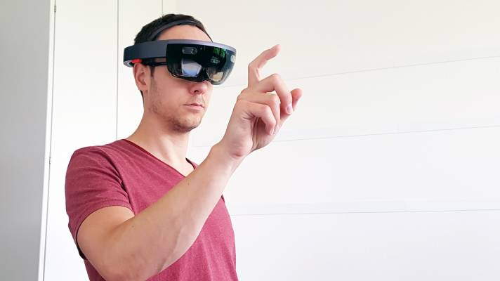 Microsoft HoloLens im Test: Tolle Software, schwaches Display