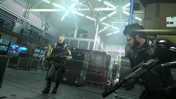 Deus Ex Mankind Divided im Test: Cyberpunk-Stealth im Prager Ghetto