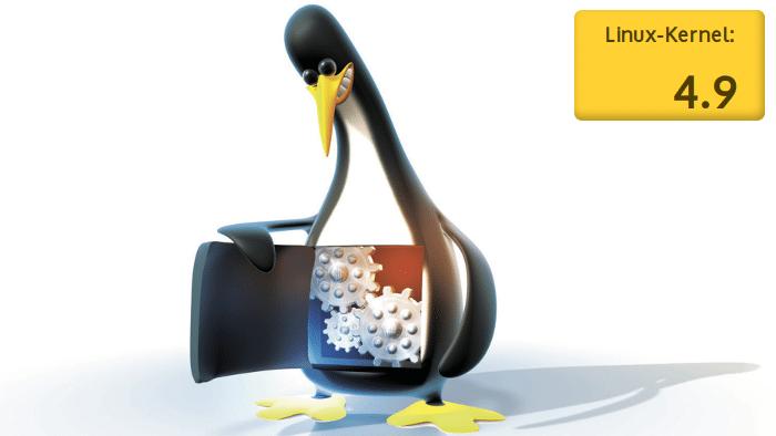 Linux-Kernel 4.9