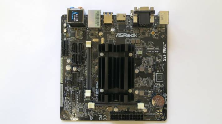 ASRock J3455-ITX mit Celeron J3455 (Intel Apollo Lake)