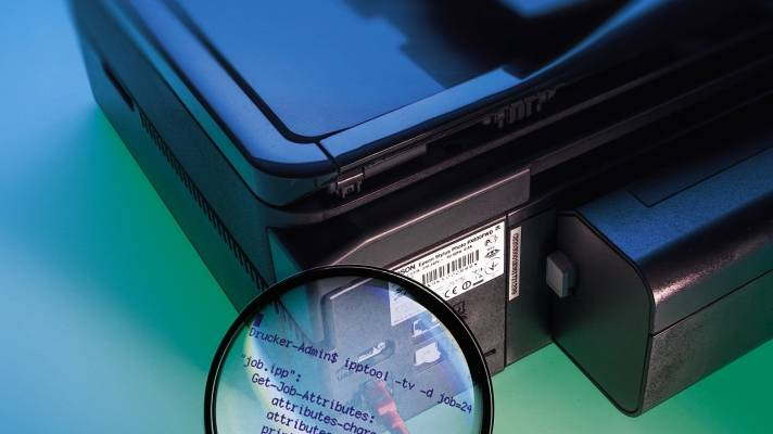 Anonymes Drucken und Kopieren nahzu unmöglich