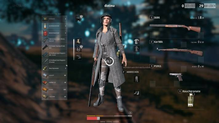 Spiele-Review: Playerunknown's Battlegrounds