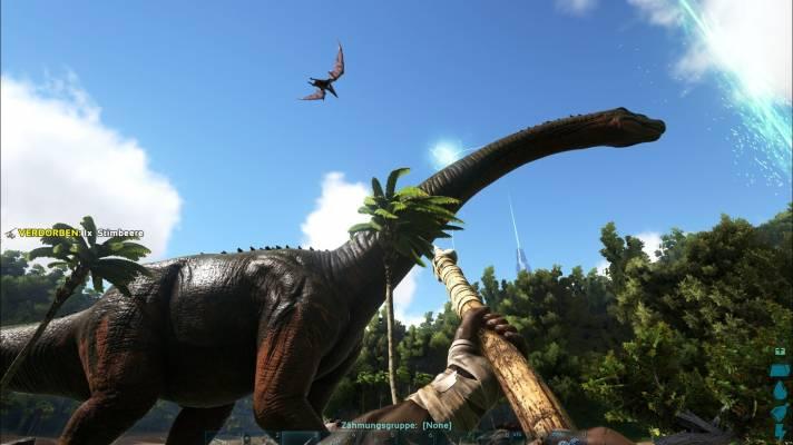 c't zockt Spiele-Review: ARK: Survival Evolved - Dino-Training für Fortgeschrittene