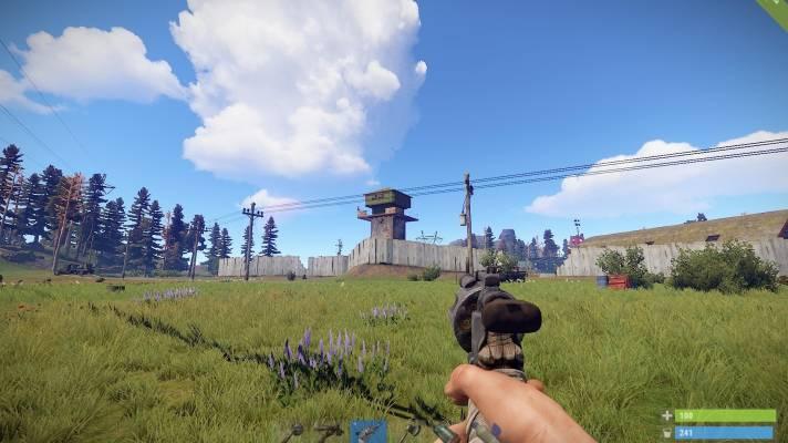 c't zockt Spiele-Review: Rust
