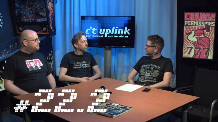 c't uplink 22.2: Linux-Kernelentwicklung