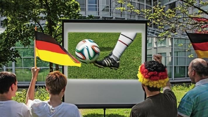 Schneller zum Tor per TV-Streaming