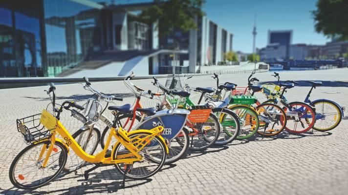 Sieben Fahrrad-Leihdienste im Test: Von Schrott bis Komfort