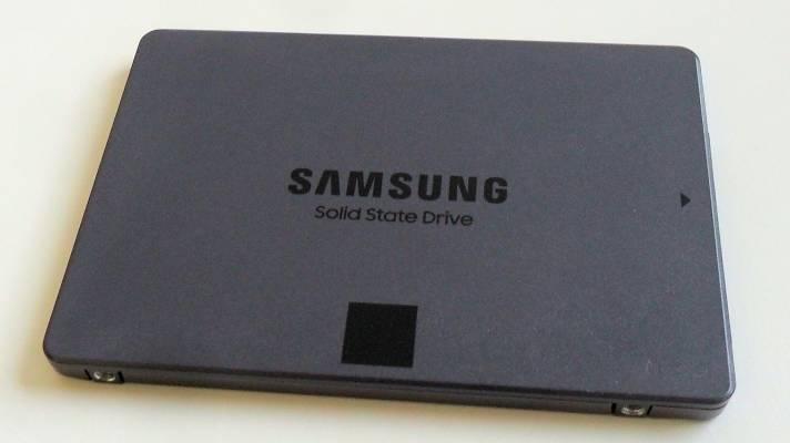 Günstige Samsung-SSDs mit QLC-Speicher