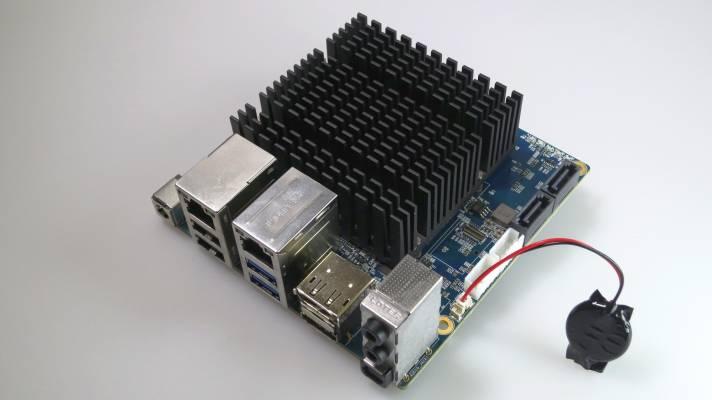 Einplatinenrechner ODROID-H2 im Test