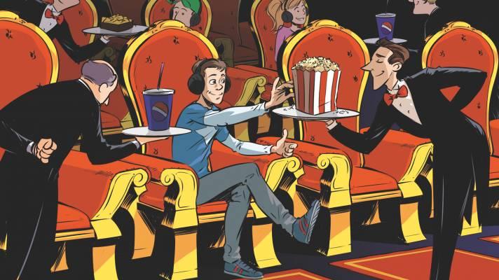 Wie sich die Filmtheater gegen Heimkino und Streaming wehren