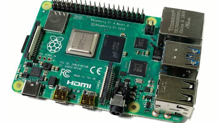 Super-Himbeere: Raspberry Pi 4