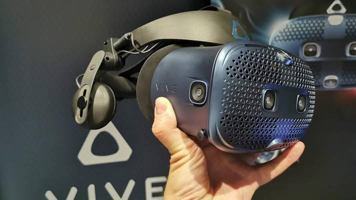 VR-гарнитура Vive Cosmos в практическом режиме: больше комфорта за меньшие деньги