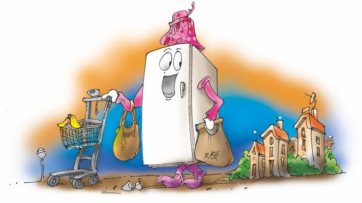 IoT: Smart, smarter, Kühlschrank ...
