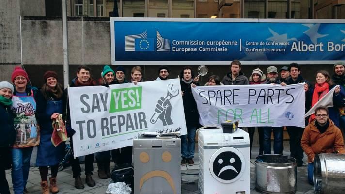 Die EU bastelt an einem Recht auf Reparatur