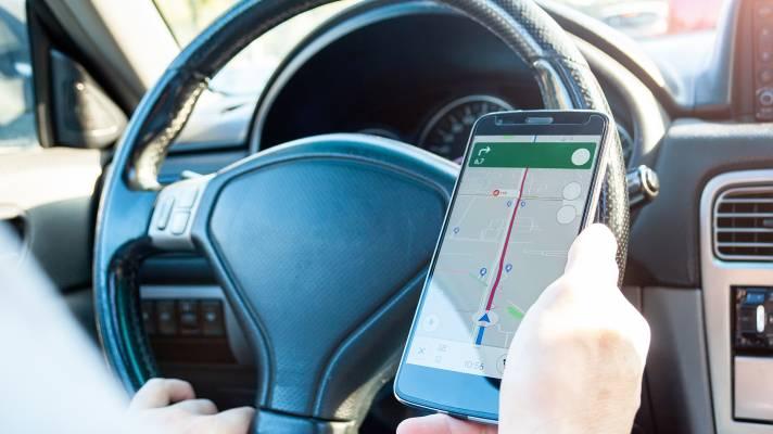 GPS-Überwachung von Firmenwagen