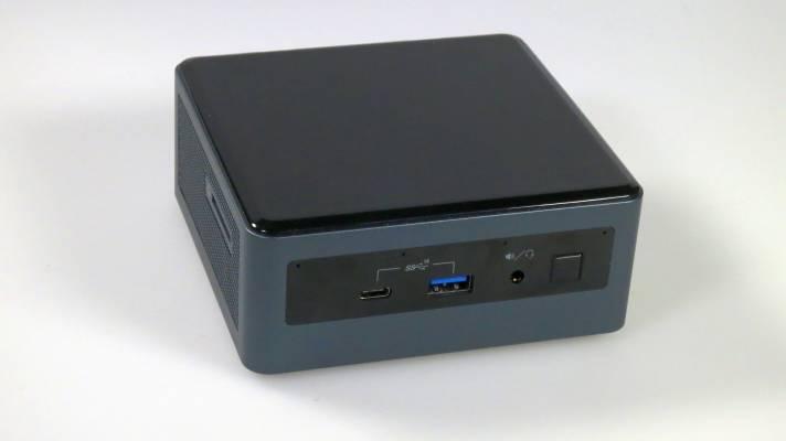 Angetestet: Intels Mini-PC mit Sechskern-CPU