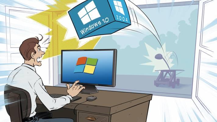Was das nächste Funktions-Upgrade für Windows 10 bringt