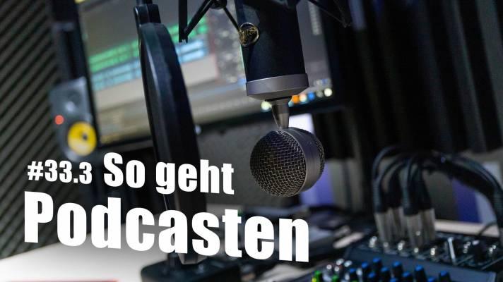 So geht Podcasten  c't uplink 33.3